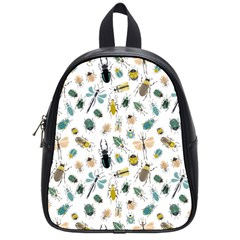 Insect Animal Pattern School Bags (small)  by BangZart