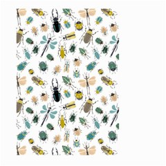 Insect Animal Pattern Large Garden Flag (two Sides)