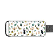 Insect Animal Pattern Portable Usb Flash (two Sides) by BangZart