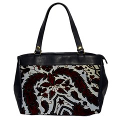 Javanese Batik Office Handbags by BangZart