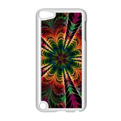 Kaleidoscope Patterns Colors Apple Ipod Touch 5 Case (white) by BangZart