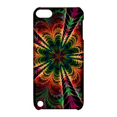 Kaleidoscope Patterns Colors Apple Ipod Touch 5 Hardshell Case With Stand by BangZart
