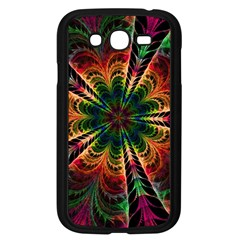 Kaleidoscope Patterns Colors Samsung Galaxy Grand Duos I9082 Case (black) by BangZart