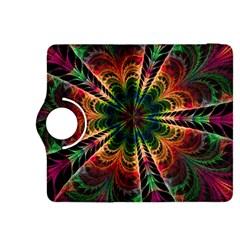 Kaleidoscope Patterns Colors Kindle Fire Hdx 8 9  Flip 360 Case by BangZart