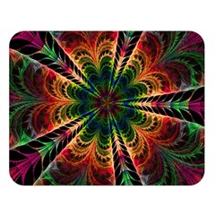 Kaleidoscope Patterns Colors Double Sided Flano Blanket (large)  by BangZart
