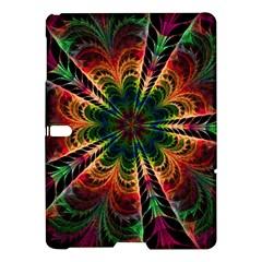 Kaleidoscope Patterns Colors Samsung Galaxy Tab S (10 5 ) Hardshell Case  by BangZart