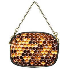 Honey Honeycomb Pattern Chain Purses (one Side)  by BangZart