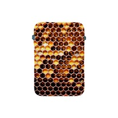 Honey Honeycomb Pattern Apple Ipad Mini Protective Soft Cases by BangZart