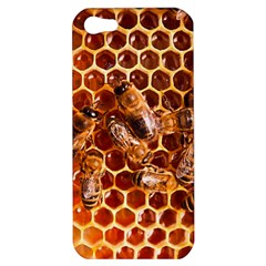 Honey Bees Apple Iphone 5 Hardshell Case by BangZart