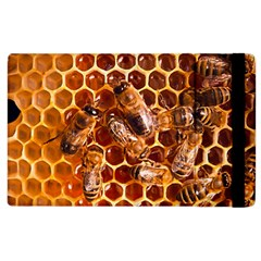 Honey Bees Apple Ipad 2 Flip Case by BangZart