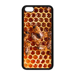 Honey Bees Apple Iphone 5c Seamless Case (black) by BangZart