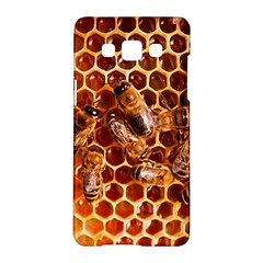 Honey Bees Samsung Galaxy A5 Hardshell Case  by BangZart