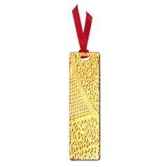 Gold Pattern Small Book Marks by BangZart