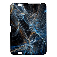Fractal Tangled Minds Kindle Fire Hd 8 9  by BangZart