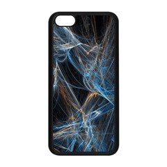 Fractal Tangled Minds Apple Iphone 5c Seamless Case (black) by BangZart