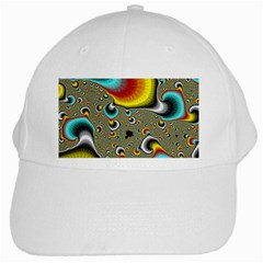 Fractals Random Bluray White Cap by BangZart