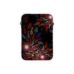 Fractal Swirls Apple Ipad Mini Protective Soft Cases by BangZart