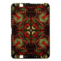 Fractal Kaleidoscope Kindle Fire Hd 8 9  by BangZart