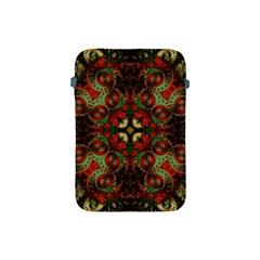Fractal Kaleidoscope Apple Ipad Mini Protective Soft Cases by BangZart