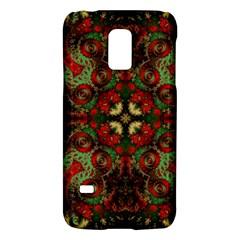 Fractal Kaleidoscope Galaxy S5 Mini by BangZart