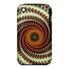Fractal Pattern Iphone 3s/3gs by BangZart
