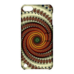 Fractal Pattern Apple Ipod Touch 5 Hardshell Case With Stand by BangZart