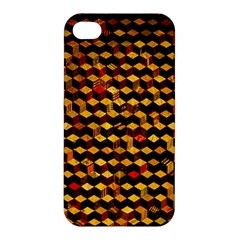 Fond 3d Apple Iphone 4/4s Hardshell Case by BangZart