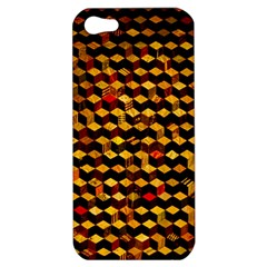 Fond 3d Apple Iphone 5 Hardshell Case by BangZart