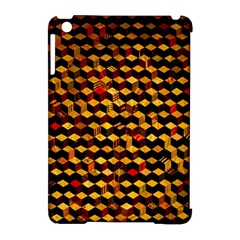 Fond 3d Apple Ipad Mini Hardshell Case (compatible With Smart Cover) by BangZart