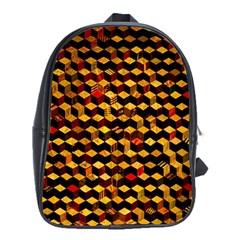 Fond 3d School Bags (xl)  by BangZart
