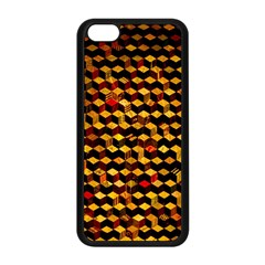 Fond 3d Apple Iphone 5c Seamless Case (black) by BangZart