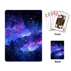 Galaxy Playing Card by Kathrinlegg