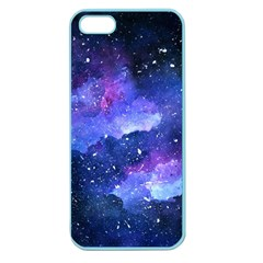 Galaxy Apple Seamless Iphone 5 Case (color) by Kathrinlegg