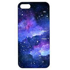 Galaxy Apple Iphone 5 Hardshell Case With Stand by Kathrinlegg