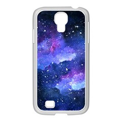 Galaxy Samsung Galaxy S4 I9500/ I9505 Case (white) by Kathrinlegg