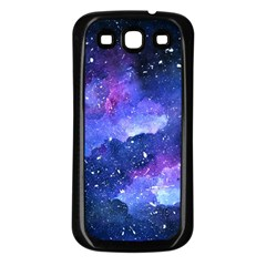 Galaxy Samsung Galaxy S3 Back Case (black) by Kathrinlegg