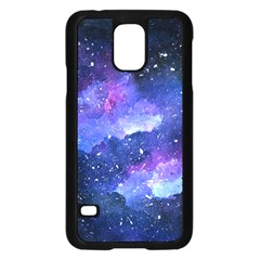 Galaxy Samsung Galaxy S5 Case (black) by Kathrinlegg