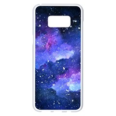 Galaxy Samsung Galaxy S8 Plus White Seamless Case by Kathrinlegg