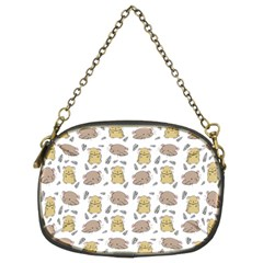 Cute Hamster Pattern Chain Purses (two Sides)  by BangZart