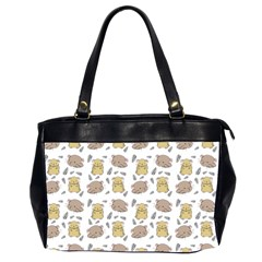 Cute Hamster Pattern Office Handbags (2 Sides)  by BangZart