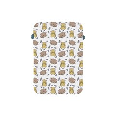 Cute Hamster Pattern Apple Ipad Mini Protective Soft Cases by BangZart