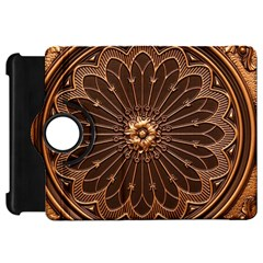 Decorative Antique Gold Kindle Fire Hd 7  by BangZart