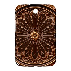 Decorative Antique Gold Samsung Galaxy Note 8 0 N5100 Hardshell Case  by BangZart