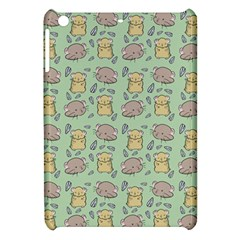 Cute Hamster Pattern Apple Ipad Mini Hardshell Case