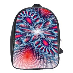 Creative Abstract School Bags(large)  by BangZart