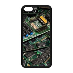 Computer Ram Tech Apple Iphone 5c Seamless Case (black) by BangZart