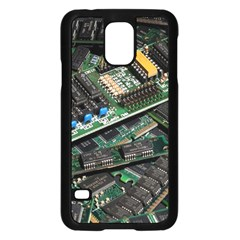 Computer Ram Tech Samsung Galaxy S5 Case (black) by BangZart
