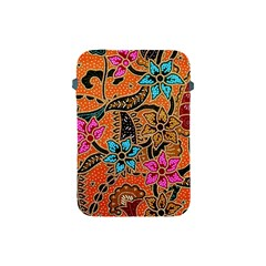 Colorful The Beautiful Of Art Indonesian Batik Pattern(1) Apple Ipad Mini Protective Soft Cases by BangZart
