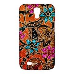 Colorful The Beautiful Of Art Indonesian Batik Pattern(1) Samsung Galaxy Mega 6 3  I9200 Hardshell Case by BangZart