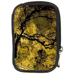 Colorful The Beautiful Of Traditional Art Indonesian Batik Pattern Compact Camera Cases by BangZart